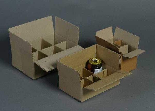 Caisse rabats formant casier