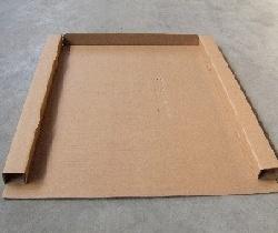 Carton plié