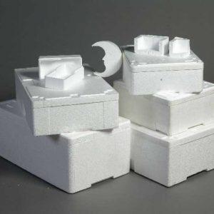 Emballage avec isolant