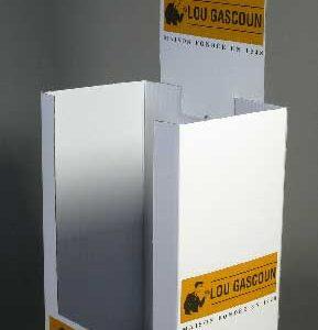Box présentoir