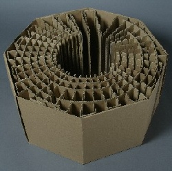 Casier hexagonal