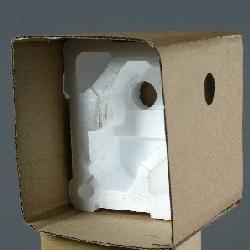 Calage polystyrene